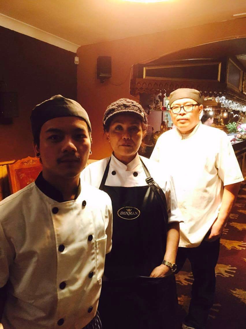 Restaurant staff - Kao San Thai Restaurant